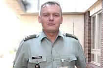 Podplukovník Jaroslav Kozůbek učí na brněnské Univerzitě obrany.