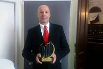 Cenu pro Podnikatele roku Jihomoravského kraje získal ředitel drásovské firmy Photon Systems Instruments Martin Trtílek. Převzal ji za něj jeho zástupce Zdeněk Uhlíř.