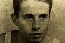 Gymnasta Jan Gajdoš.