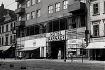Před pětačtyřiceti lety otevřelo v hotelu Slovan první bistro v Československu pod názvem Quick.