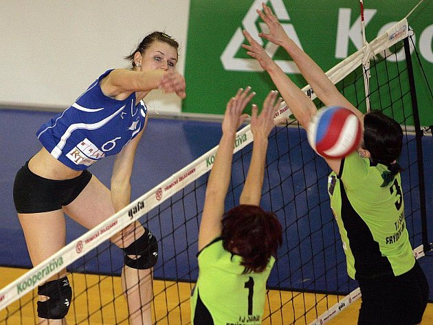 KP Brno porazilo Sokol Frýdek-Místek 3:2.