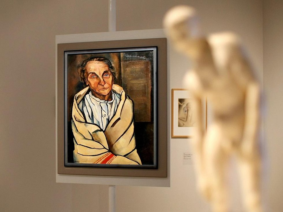 Díla Leonarda da Vinciho, Lucase Cranacha st., Albrechta Dürera, Rembrandta van Rijn a mnoha dalších zaplnila Uměleckoprůmyslové muzeum v Brně.