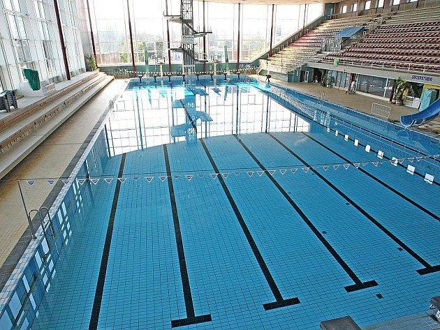 Bazén za Lužánkami přes prázdniny zavřel kvůli opravám.