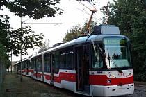 Tramvajový vůz typu Vario LF2R.E.