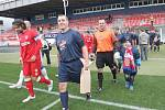Zbrojovka nasázela fotbalistům Charvátské Nové Vsi B 22 gólů.