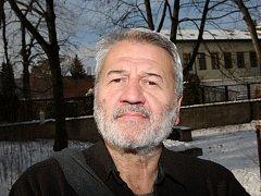 Bubeník Zdeněk Kluka.
