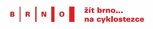 Logo Žít Brno.