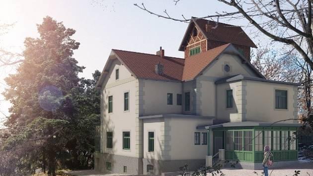 Záchrana Arnoldovy vily v Brně? Peníze pomůže získat sympozium