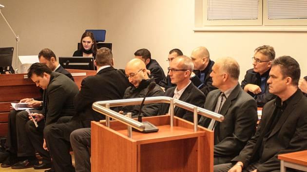 Brněnský městský soud projednával případ sporných veřejných zakázek v Židenicích.