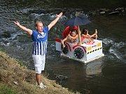 Festival Překročme řeku. Ilustrační foto.