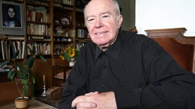 Zemřel významný brněnský skladatel Blatný, bylo mu 89 let