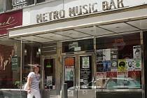 Brněnský Metro music bar. Ilustrační foto.