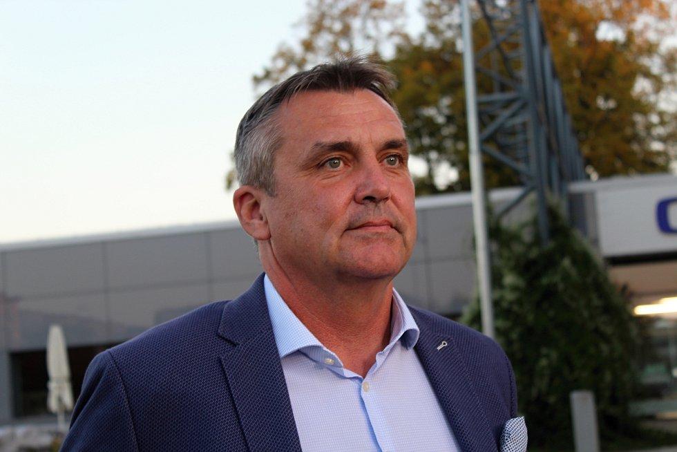 Bývalý primátor města Brna Petr Vokřál.