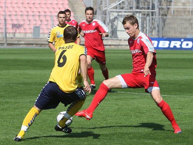 Fotbal 1. FC Brno vs Jihlava - junioři.