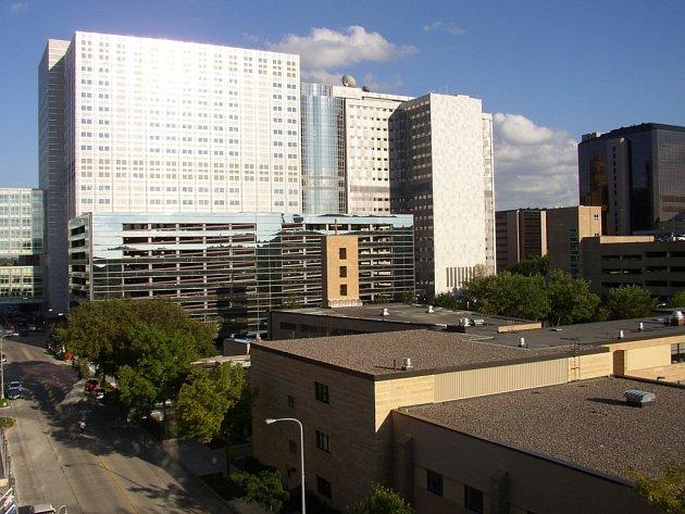 Klinika Mayo v Rochestru v USA