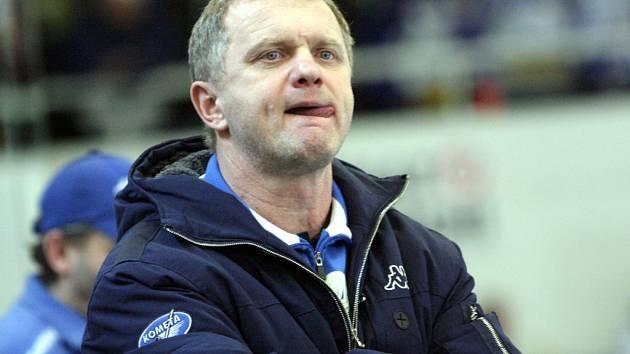 Zdeněk Venera jako trenér brněnské Komety končí.