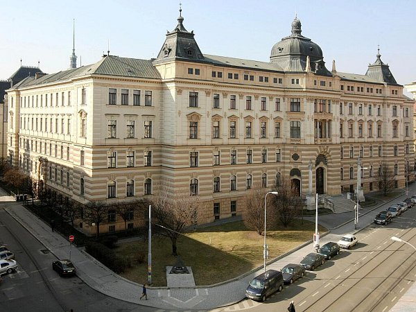 Krajský soud vBrně. Ilustrační foto.