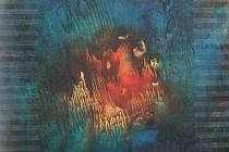 Autorka Milena Fucimanová se při psaní veršů nechala inspirovat snovými obrazy bratislavské výtvarnice s moravskými kořeny Květoslavy Fulierové.