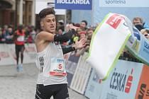 Jiří Homoláč je dlouhodobou českou jedničku v půlmaratonu a jeden z nejlepších v maratonu.