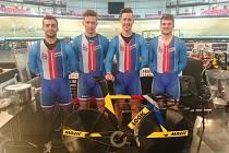 Neokoukané mládí vysílá Dukla Brno do mistrovství Evropy v dráhové cyklistice, které od středy do neděle přivítá velodrom ve francouzském Saint-Quentin-en-Yvelines.