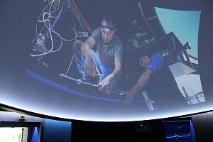 Brněnská hvězdárna otevřela nové 3D digitárium. Nabídne dva nové pořady.