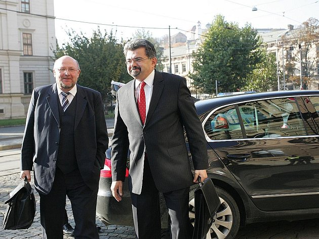 Aleš Pejchal a Jiří Weigl.