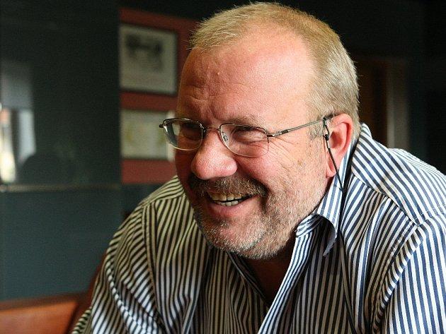 Už přes dvacet let působí Stanislav Moša v Městském divadle Brno.
