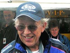 Motocyklová legenda Phil Read