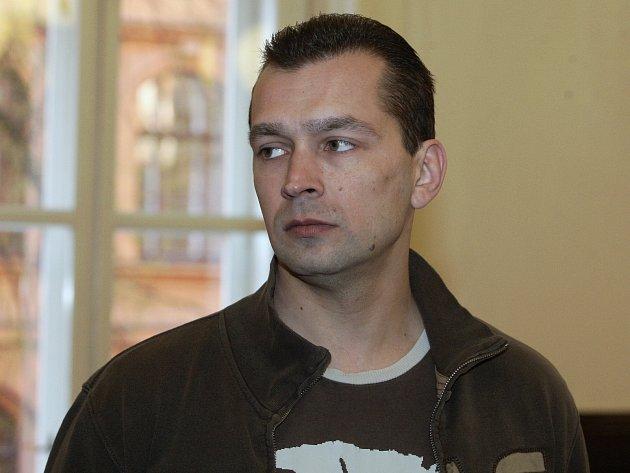 Tomáš Antonín u soudu. Ilustrační foto.