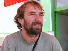 Ekologický farmář Josef Hanák.