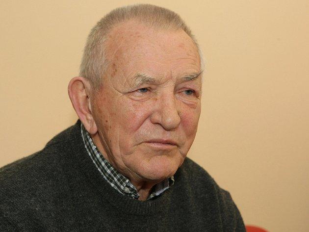 Otec brněnské Dukly František Jursa.