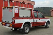 Nové monitorovací zařízení pro kontrolu radiace využívají od února hasiči z chemické laboratoře v Tišnově na Brněnsku.