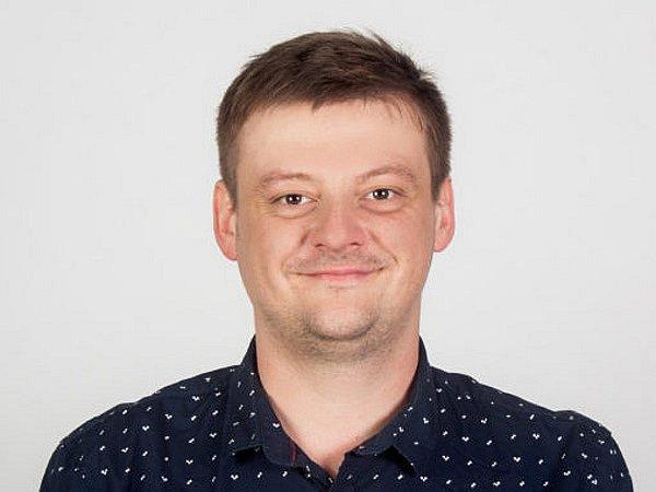 Radek Holomčík (Piráti).