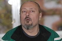 Vratislav Pavlů u Krajského soudu v Brně.