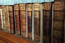 Otevření kapucínské knihovny.