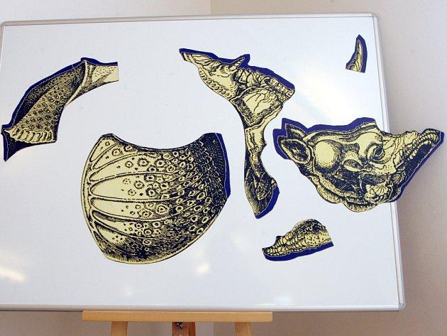 Na výstavě 20 let s Dětským muzeem si mohou návštěvníci Paláce šlechtičen vyzkoušet až do 13. ledna sestavit například modely ryb, plazů nebo ptáků.