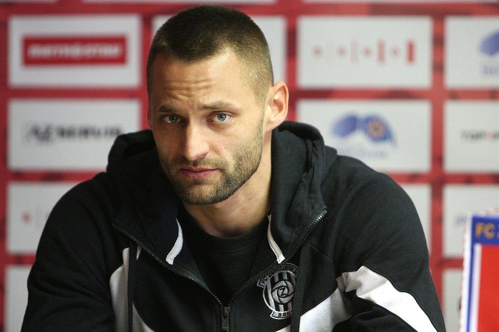 Pavel Eismann po dvou sezonách ve Zbrojovce uzavřel kariéru.