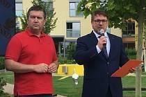 Sociální demokraté na jižní Moravě zahájili kampaň pro krajské volby. Povede je Marek Šlapal.