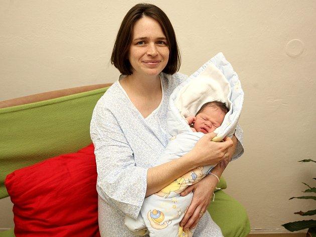 Minutu po půlnoci se v porodnici na Obilním trhu v Brně narodilo první letošní dítě Jihomoravského kraje. Tomáš Věchet vážil 3720 gramů a měřil devětačtyřicet centimetrů.