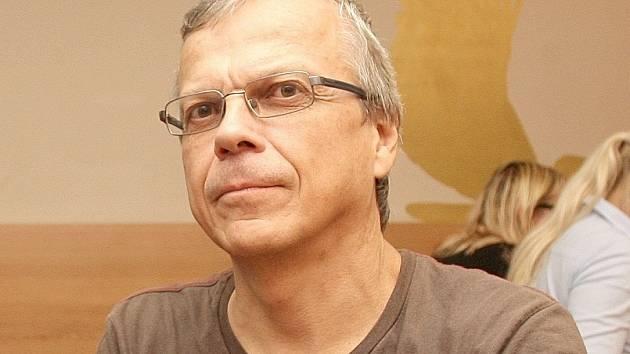 Mykolog Vladimír Antonín z botanického oddělení Moravského zemského muzea v Brně.