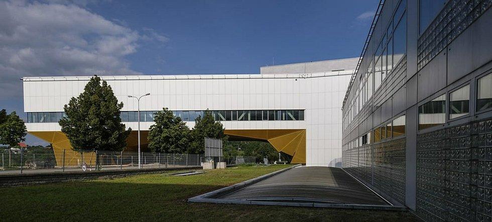 Cvičná nemocnice pro mediky Masarykovy univerzity v brněnských Bohunicích.