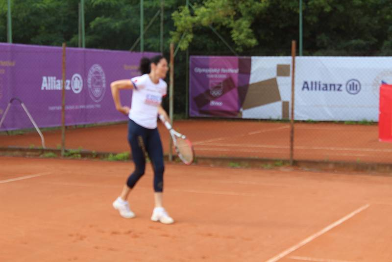 Pondělí patřilo na brněnském Olympijském festivalu paralympijským sportům.