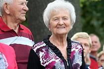 Brněnská rodačka a bývalá gymnastka Věra Růžičková získala na olympiádě v roce 1948 v Londýně zlatou medaili v družstvech.