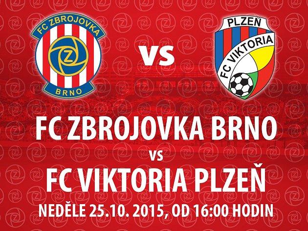Soutěžte s Deníkem Rovnost a FC Zbrojovka Brno o vstupenky na domácí zápasy fotbalové Zbrojovky Brno v sezoně 2015/2016!