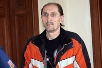 Jindřich Seidl u brněnského soudu.