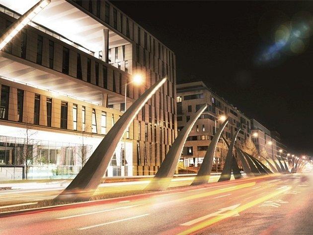 Cenu veřejnosti v soutěži Města bez smogu vyhrál student architektury na brněnském VUT Jakub Frolík.