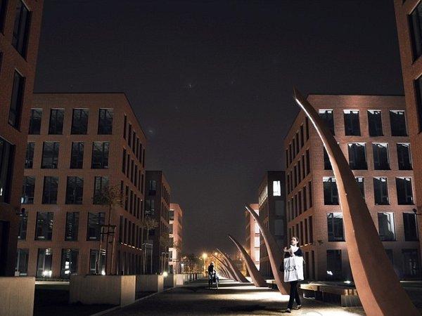 Cenu veřejnosti vsoutěži Města bez smogu vyhrál student architektury na brněnském VUT Jakub Frolík.