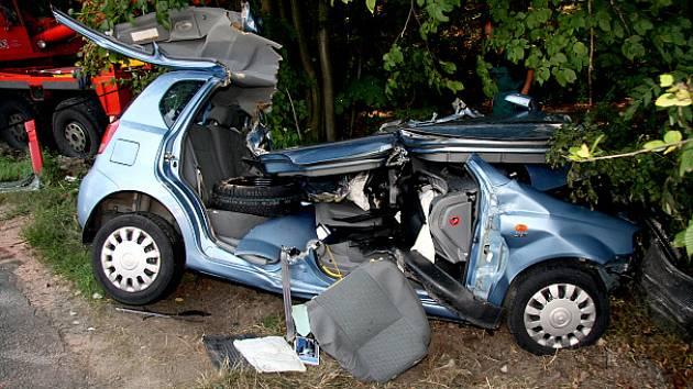 Nehoda autobusu brněnské MHD číslo v 52 na Kohoutovické