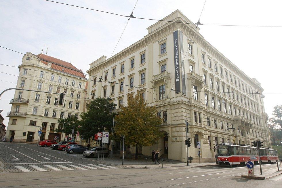 Brněnský Barceló Palace Hotel
