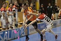 Florbalisté Bulldogs Brno oplatili Znojmu porážku z předchozího vzájemného duelu a doma v utkání čtrnáctého kola Superligy zvítězili 9:3.